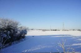 雪景色 6692 1200